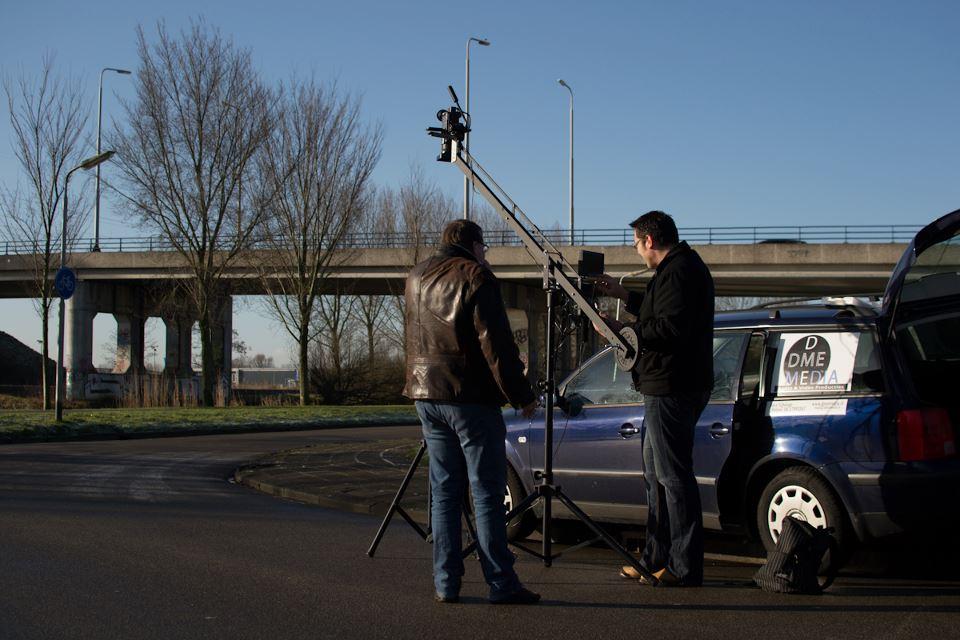Video productie op locatie